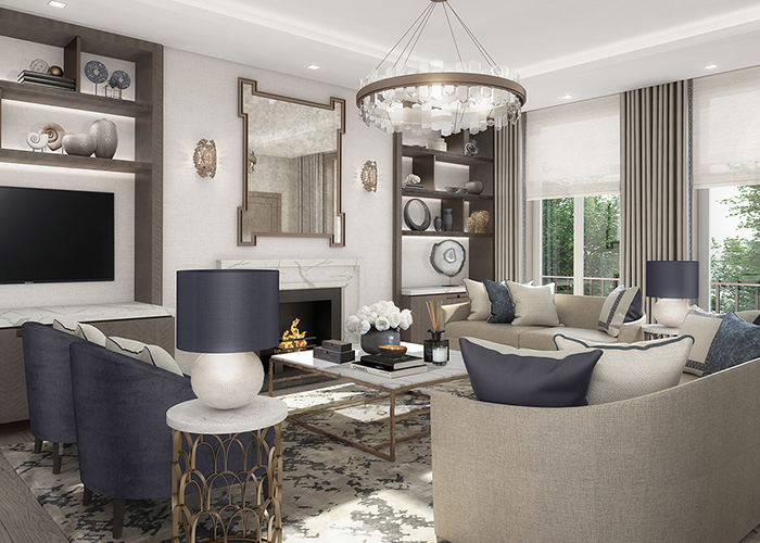 Sophie Paterson Interiors Luxury Interior Design London Surrey